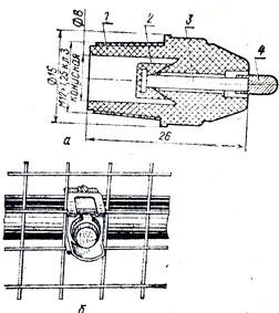 Схема ниппельных поилок